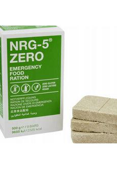 Аварийный рацион питания без лактозы и глютена NRG-5 ZERO