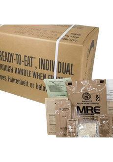 Американские сухпайки MRE Meal BOX B