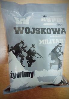 Польский сухпаек ARPOL Wojskowa racja