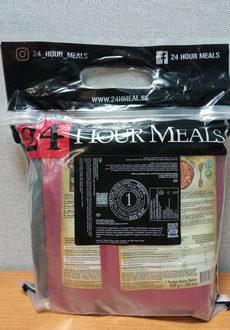 Шведский сухпаек 24 Hour Meals